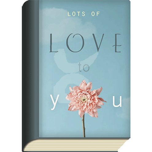 BookCard »Love to You«