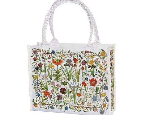 Einkaufstasche »Gartenblumen«