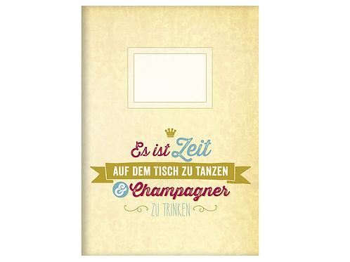 Kladde »Champagner« (A6)