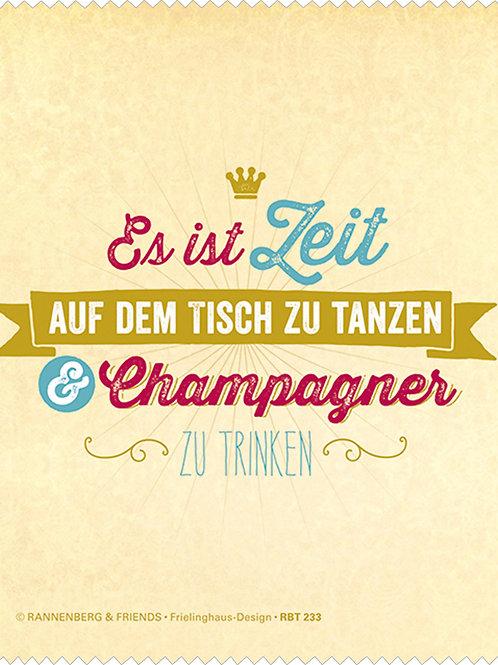 Spültuch »Champagner«