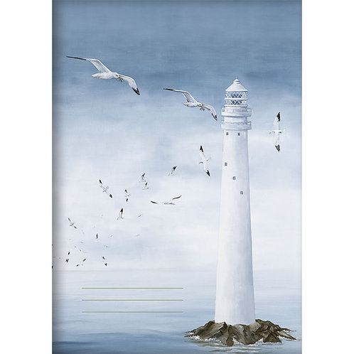 Kladde »Leuchtturm« (A6)