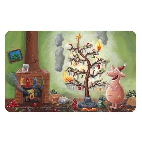 Brettchen X-Mas »Weihnachtsbaum«