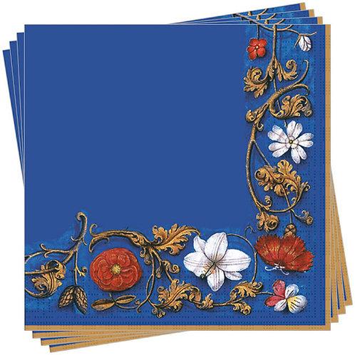 Servietten »Flämische Buchmalerei«