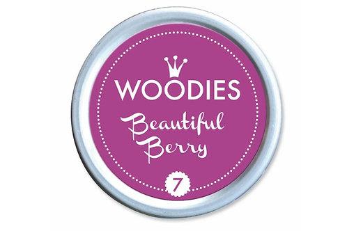 Stempelkissen »Beautiful Berry«, rund