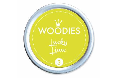 Stempelkissen »Lucky Lime«, rund