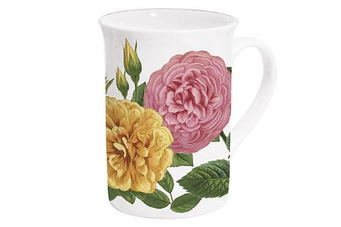 Becher »Alte Gartenrosen«