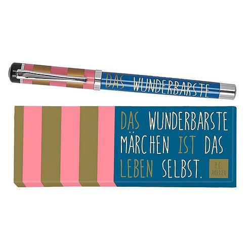 Schriftsteller-Tintenroller, Hans-Christian Andersen