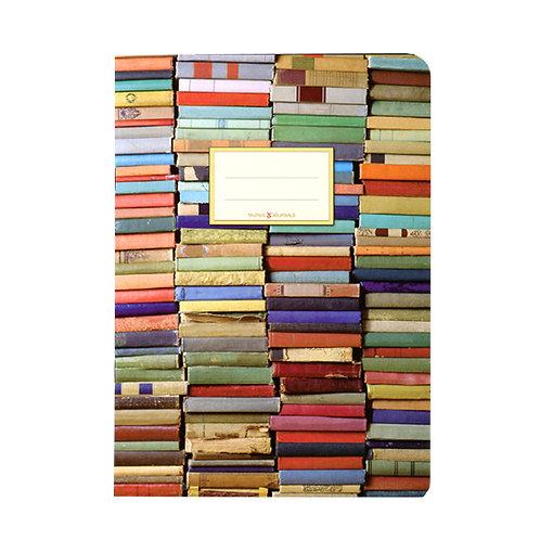 Kladde »Vintage Books« (A5)