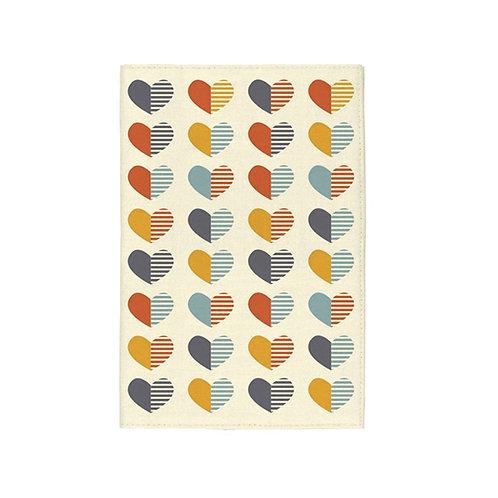 Buchumschlag »Herzen« (klein)
