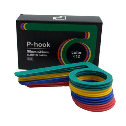 P-Hook, farbig