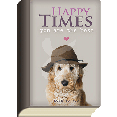 BookCard »Happy Times«