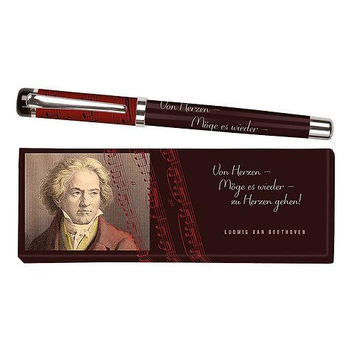 Schriftsteller-Tintenroller, Ludwig van Beethoven