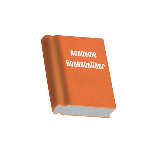 Buchaffiner Radierer, orange