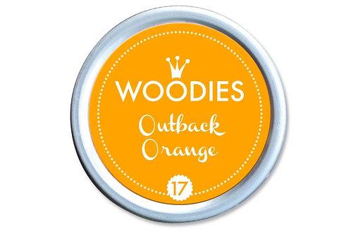 Stempelkissen »Outback Orange«, rund