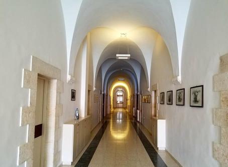 כתיבה במנזר - ריטריט כתיבה בעין כרם