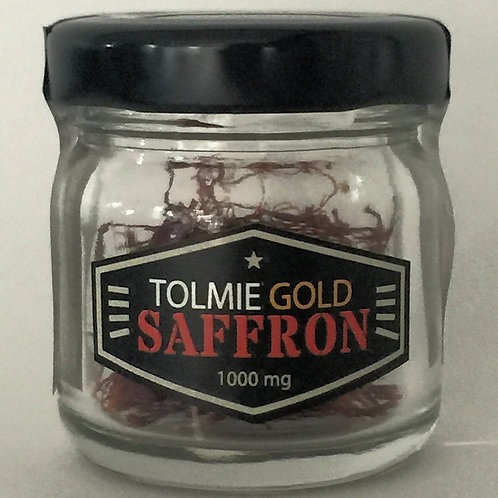 2 x 1000mg Tolmie Gold Saffron - FREE shipping