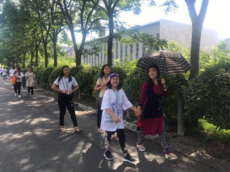 รูปประสบการณ์การไปเข้าค่ายต่างประเทศ