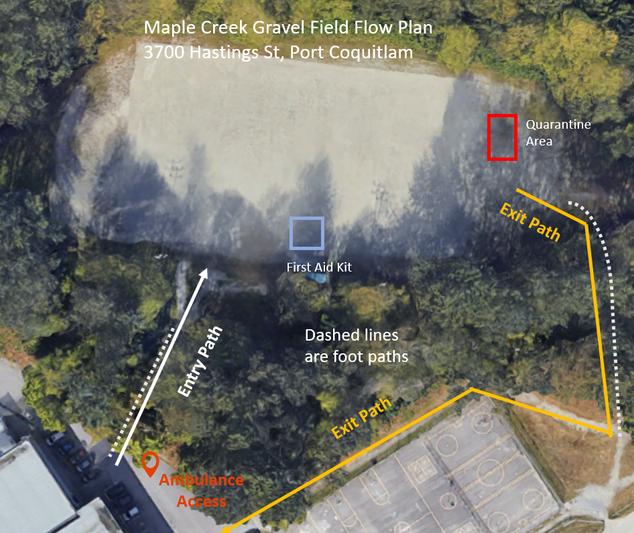 Maple Creek Gravel