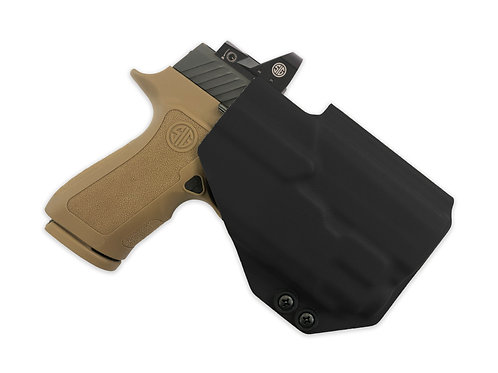 OWB Light Bearing Paddle Holster - Sub Compact w/ TLR-6
