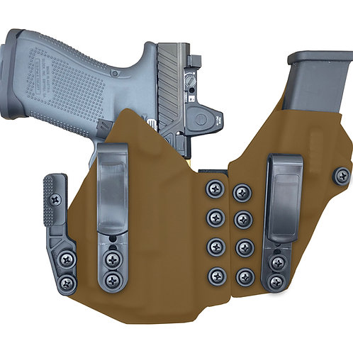 Centerfold AIWB Light Bearing Holster