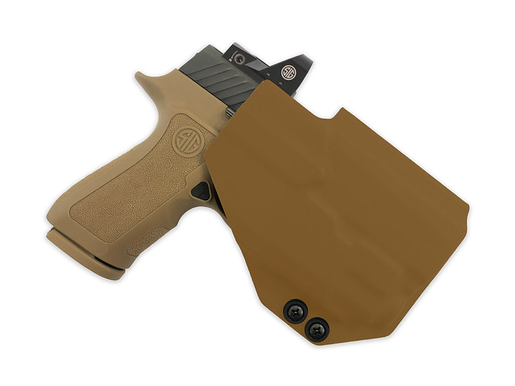 Boreas OWB Paddle Holster + Mag Carrier Combo