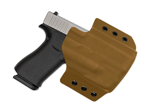 OWB Light Bearing Holster - Sub Compact w/ TLR-6
