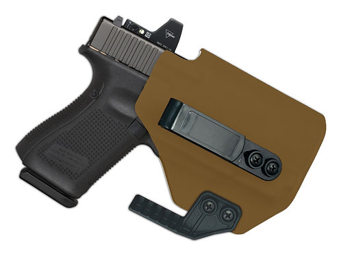 IWB Light Bearing Holster + Mag Carrier Combo