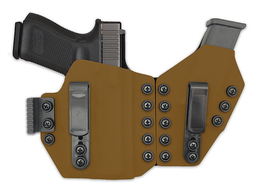 Combo Pack! Centerfold AIWB Holster + Recover Tactical Compact Rail + PL-Mini 2