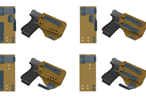 Octo Light Bearing Holster - 8 Holsters in 1 - w/ TLR-6