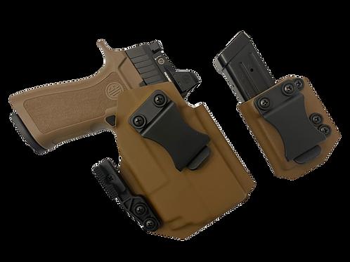 Javelin IWB Light Bearing Holster + Mag Carrier Combo