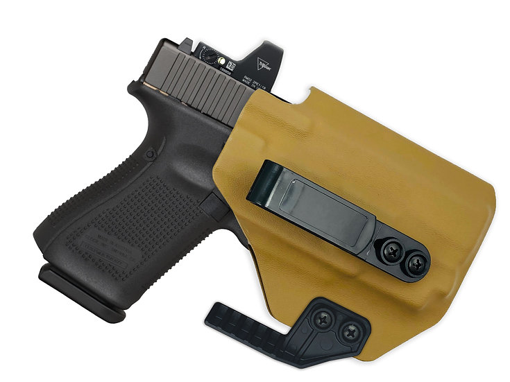 Javelin IWB Light Bearing Holster w/ Concealment Claw