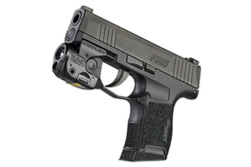IWB Light Bearing Holster - w/ TLR-6 & Concealment Claw
