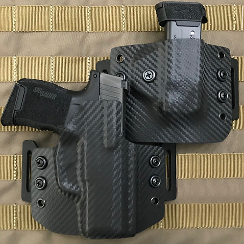 OWB Holster + Mag Carrier Combo