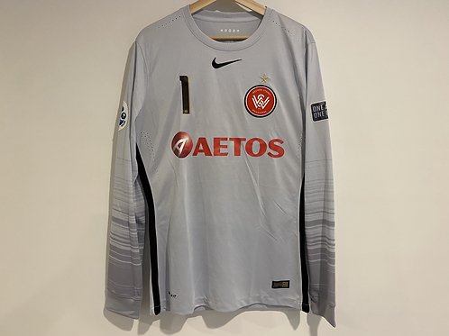 2017 WSW 'TYSON 1' ACL kit + book