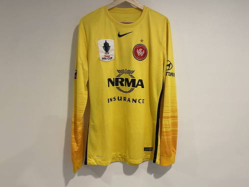 2016 WSW 'TYSON 1' FFA Cup jersey + book