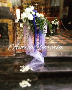 #bluewedding #aostavalley #anticafioreriaaosta #floweroftheday #flowermagic #flowerstagram