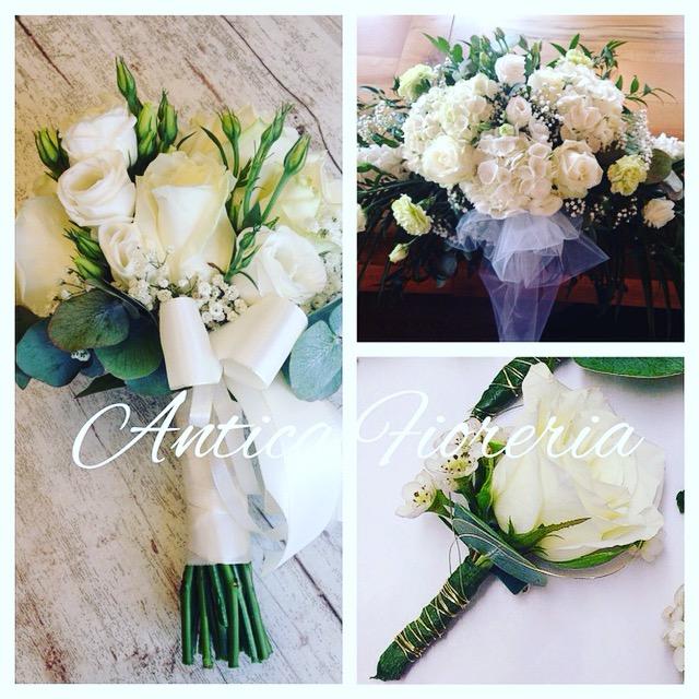 matrimonio bianco e verde