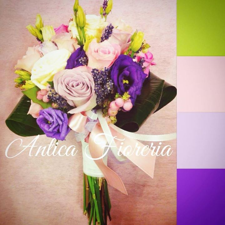 #anticafioreriaaosta #flowermagic #flowerboutique #bouquet #aosta #aostavalley #flowerslovers #lisia