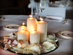 #weddingday #wedding #candele #lights #p