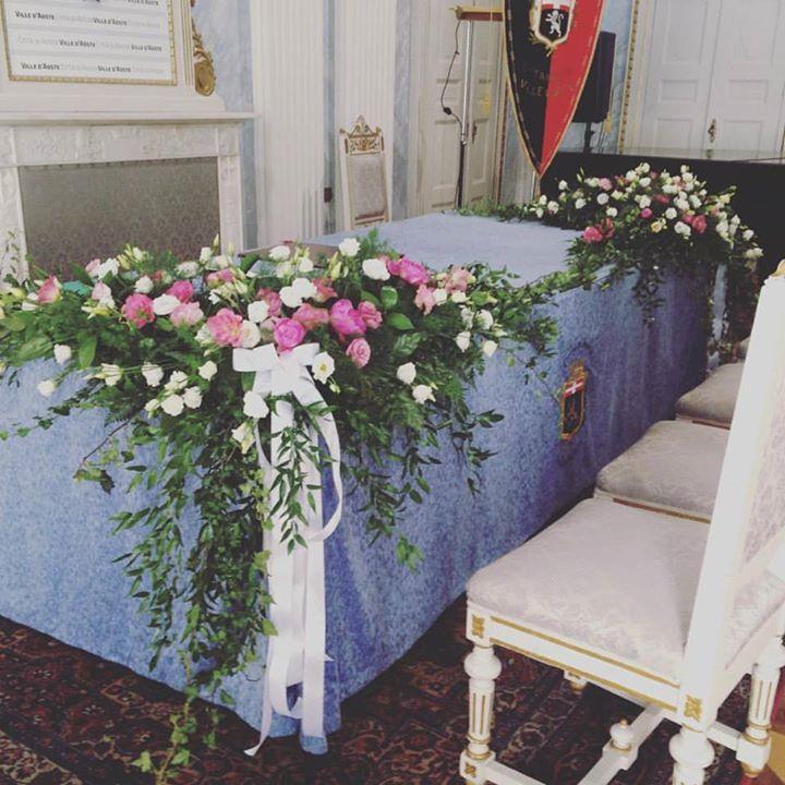 #anticafioreriaaosta #weddingflowers #flowers #flowerslovers #lisianthus #peonies #aostavalley #comu