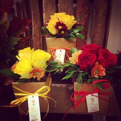 cubi di fiori