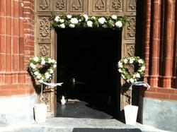 esterno chiesa di Sant'Orso