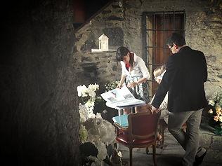 Antica Fioreria Aosta scelta dei fiori per il matrimonio