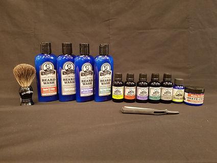 Beard Wash & Shaving Products