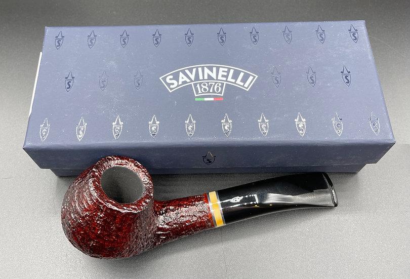 Savinelli New Oscar Brownblast Pipe