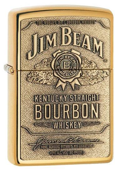 JIM BEAM BRASS