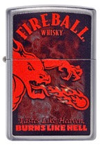 FIREBALL CHROME