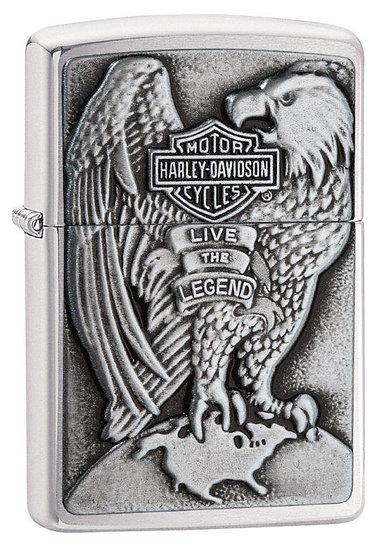 Harley Davidson Made in USA Eagle