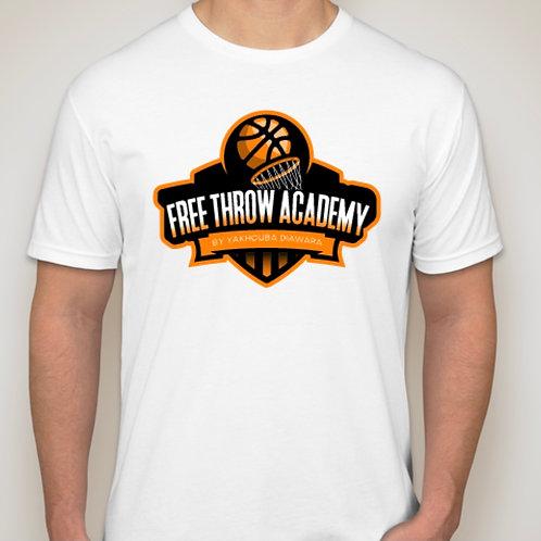 Free Throw Academy T-Shirt