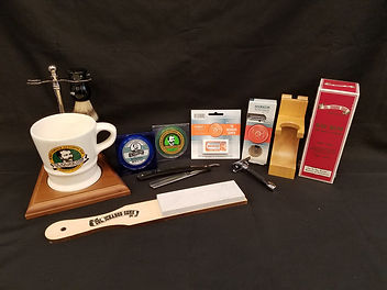 Colonel Conk & Merkur Shave Products